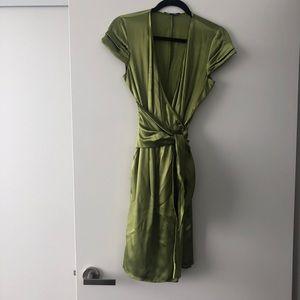 100% Silk, Hugo Boss dress